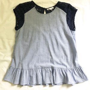 NWOT Dr2 Blouse From Nordstrom